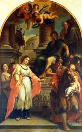 1er février : Stes Félicité et Perpétue et leurs compagnons Perpet10