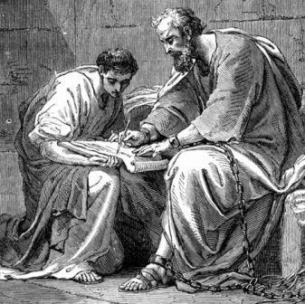 22 novembre : Saints Philémon et Apphia Philem10