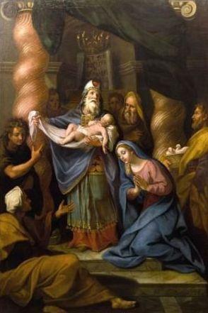 2 Février : La Présentation de Jésus au Temple Presen12