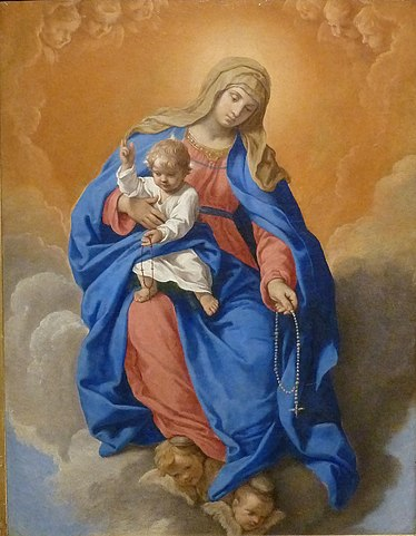 7 octobre : Notre-Dame du Rosaire Rosair10