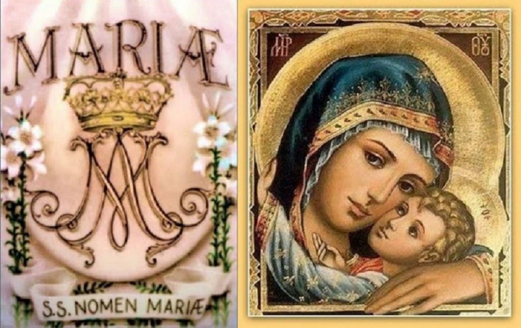 12 septembre : Fête du Saint Nom de Marie  Saint-13