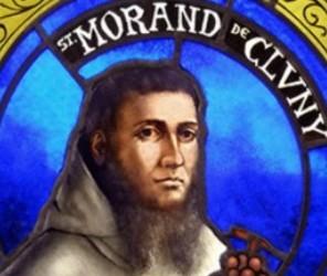 3 juin:  Saint Morand de Cluny Saint_26