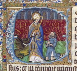 23 octobre : Saint Romain de Rouen Saint_33