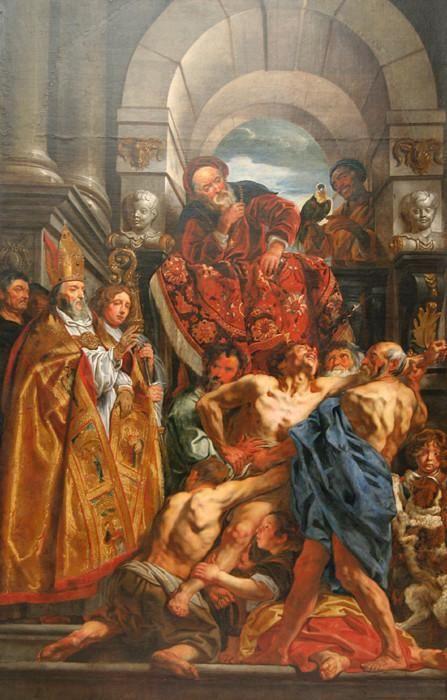 11 novembre Saint Martin de Tours Saint_34