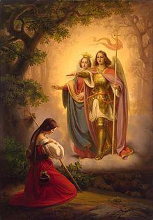 Saints et Saintes du jour - Page 21 Sainte11