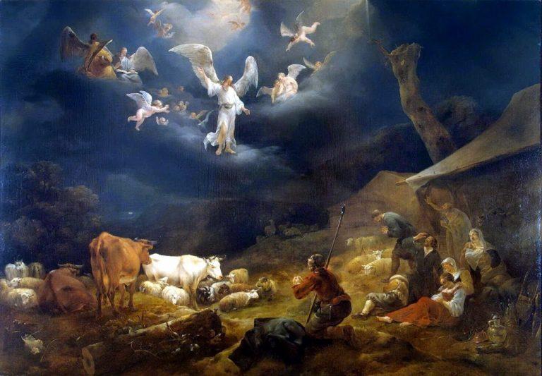 24 décembre Vigile de la Nativité Shephe10