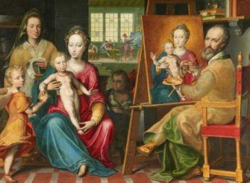 18 octobre : Saint Luc l'Evangéliste St_luc10