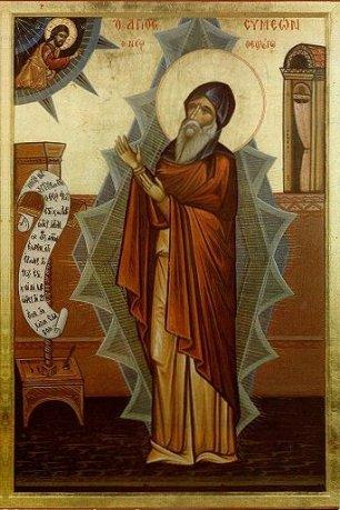 12 mars : Saint Syméon le Nouveau Théologien  Symeon11