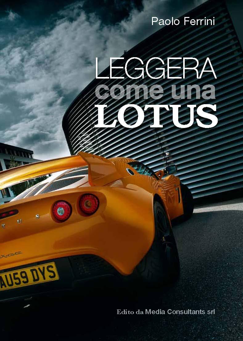 """""""Leggera come una Lotus"""" Copert10"""
