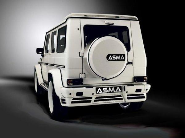 Asma General G-Wagen: horrible, non? Asm310