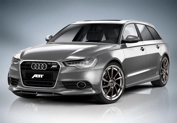 ABT s'attaque à l'Audi A6 Avant Audi10