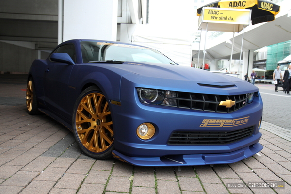 Chevrolet Camaro SS by Geiger Che10