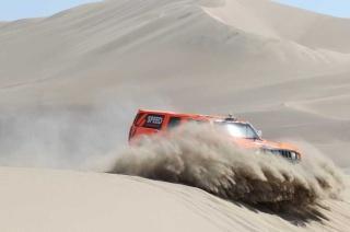 Dakar 2012 : Peterhansel et Mini, vainqueurs d'une belle édition  Dakar11