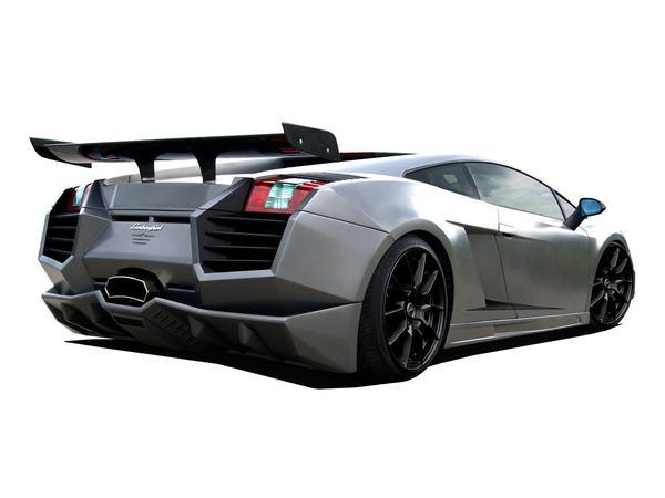 Lamborghini Gallardo par Cosa Design : pas discrète L110