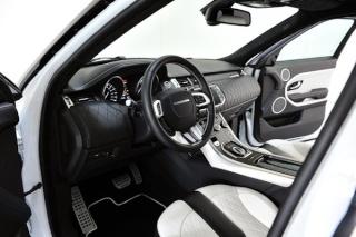 Range Rover Evoque Startech Rr210
