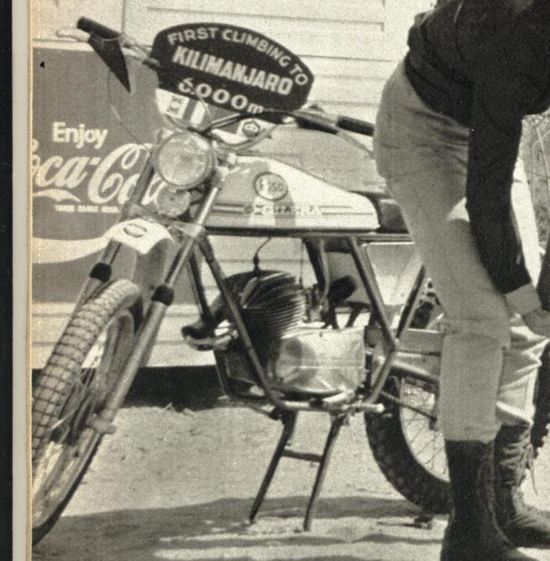 Foto di moto d'epoca o rare avvistate per strada - Pagina 4 Gilera13