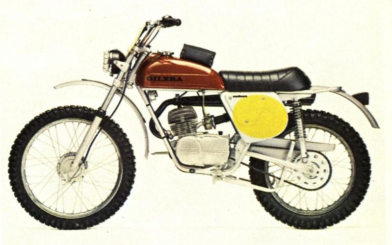 Foto di moto d'epoca o rare avvistate per strada - Pagina 4 Gilera14