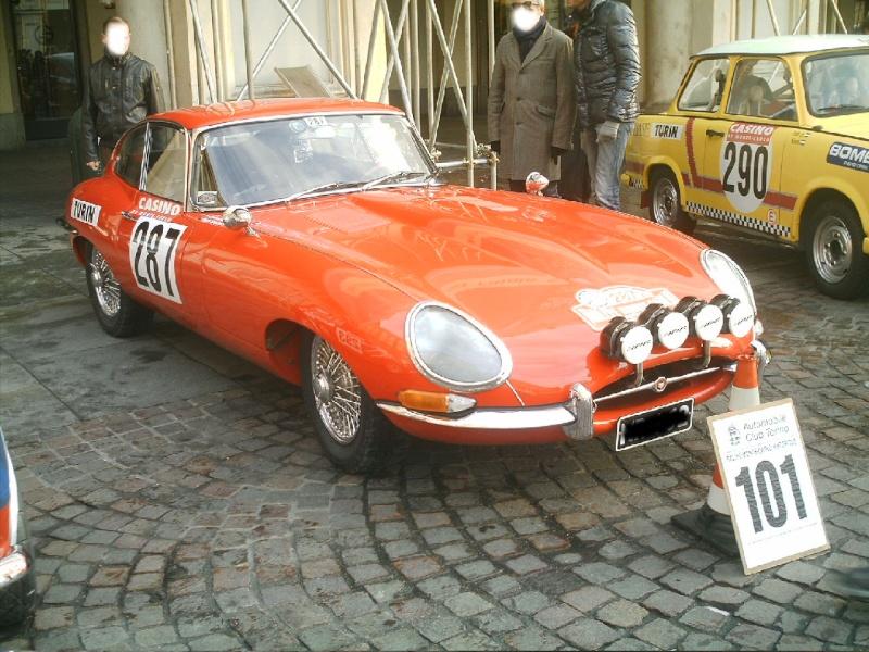 Montecarlo Rally (storico) Jaguar11