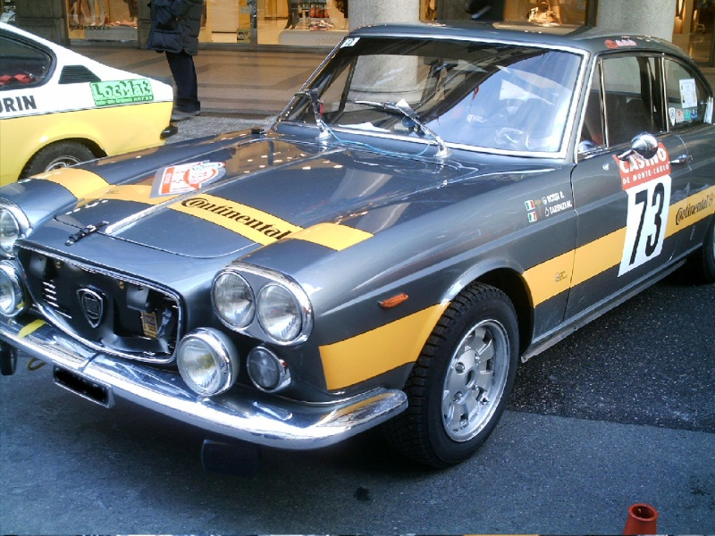 Montecarlo Rally (storico) Lancia12