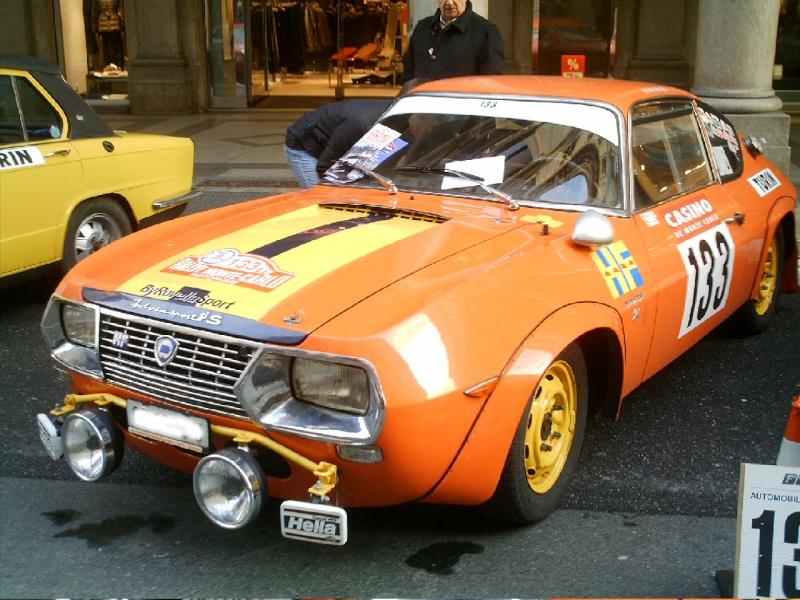 Montecarlo Rally (storico) Lancia13