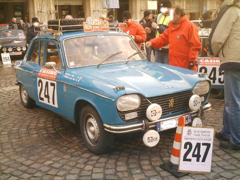 Montecarlo Rally (storico) Peugeo10
