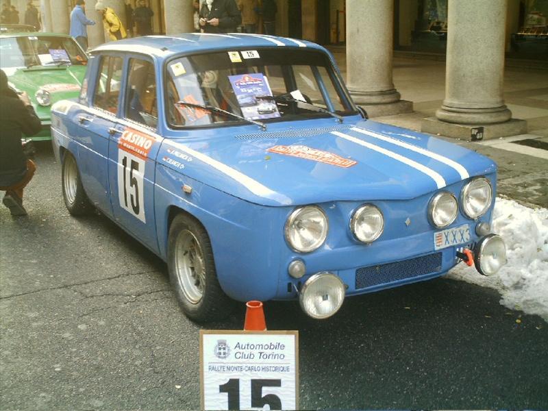 Montecarlo Rally (storico) Renaul11