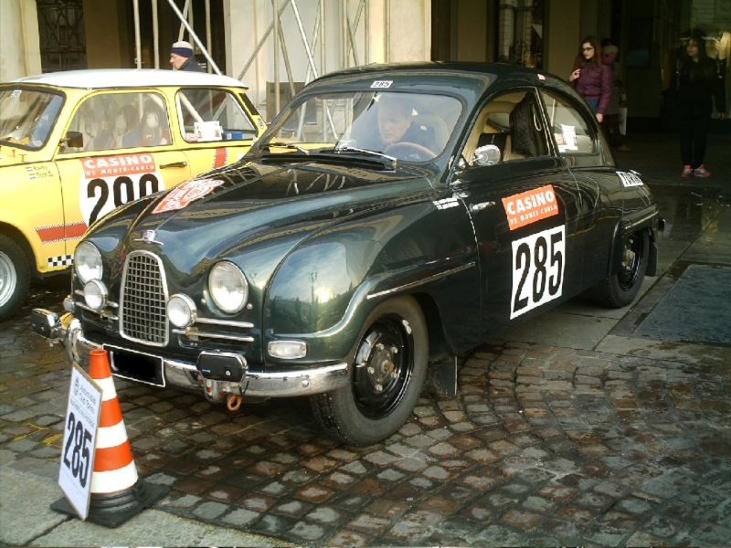 Montecarlo Rally (storico) Saab_910