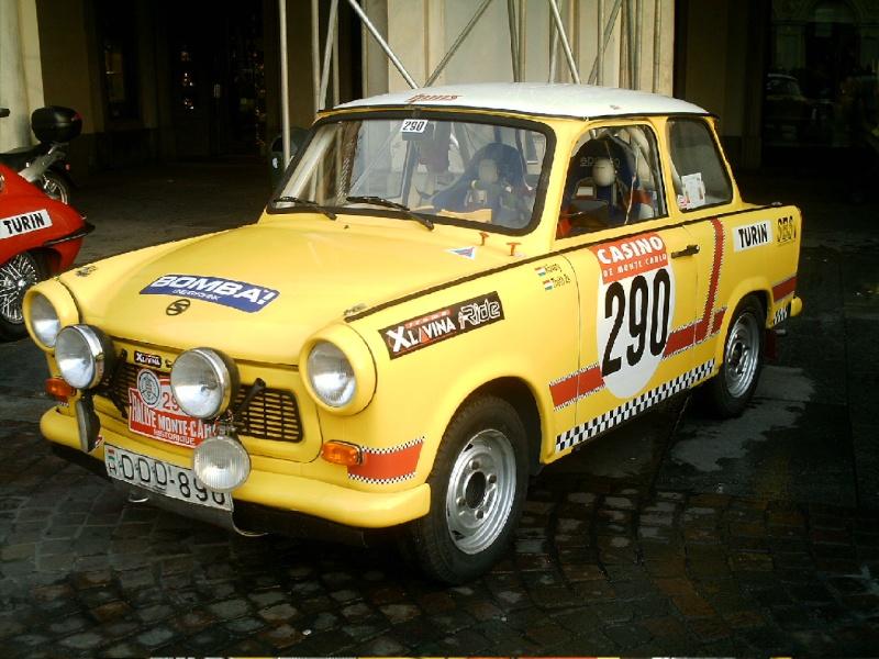 Montecarlo Rally (storico) Traban10