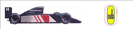 Equipes e Pilotos - 9ª Temporada 1990_o10