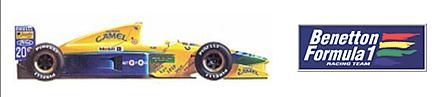 Equipes e Pilotos - 9ª Temporada 1991_c10