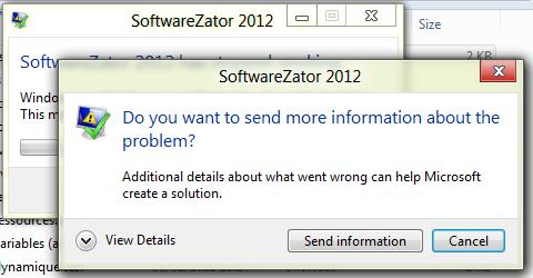 [Résolu] SoftwareZator 2012 Bug - Impossible de démarer Captur10