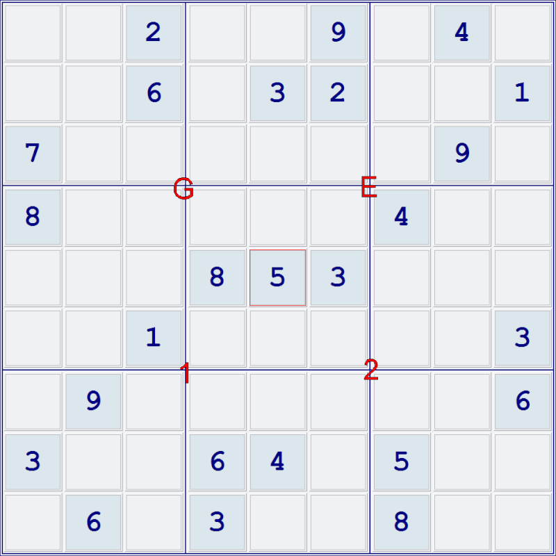 Grille SUDOKU N°12 Pm12m10