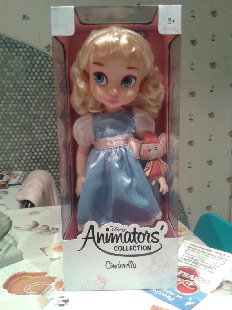 Disney Animator's Collection (depuis 2011) 2012-124