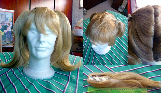 [CLOSED] Wigs/posters/misc Wig110