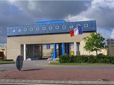 Etablissement Pénitentiaire - Centre de Détention /Val-de-Reuil Valder10