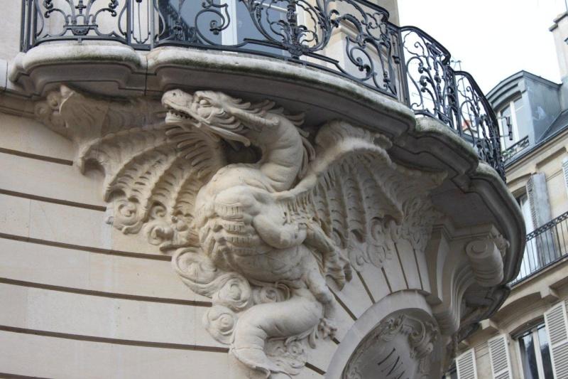 Dragon légende monumentale Faaade10