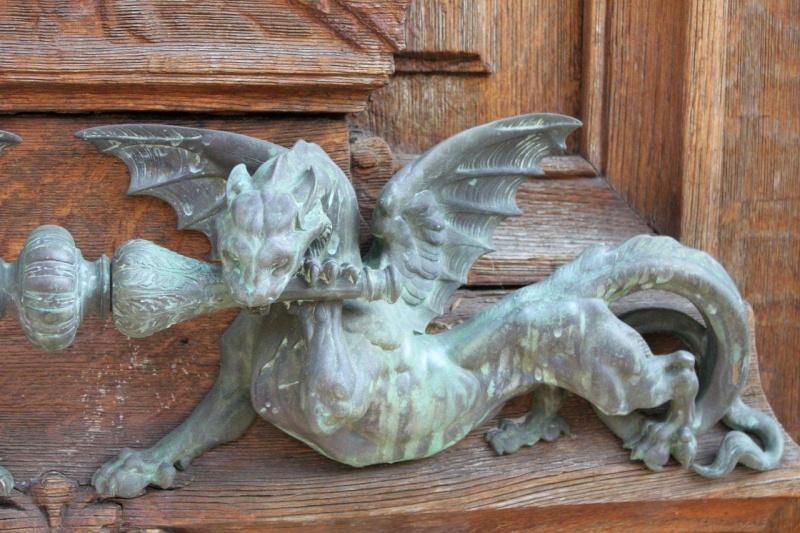 Dragon légende monumentale Musard11