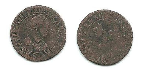 Louis XIII DT K Bordeaux 1621...CGKL 278 Dt_k_b11