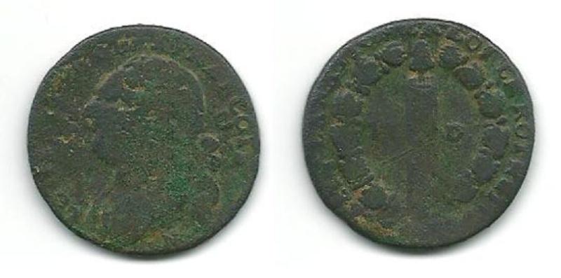 Louis XVI Demi-Sols,Sols,12 Deniers........ N_mont11
