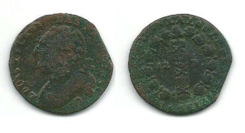 Louis XVI Demi-Sols,Sols,12 Deniers........ Q_perp10