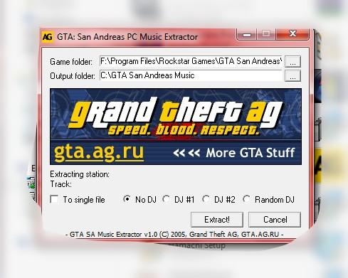 GTA SA Extractor Music ~ LIONMAX ~ Gta_sa10