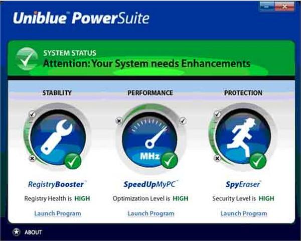 POWER SUITE ~ Mega Optimizador ~ Powers10