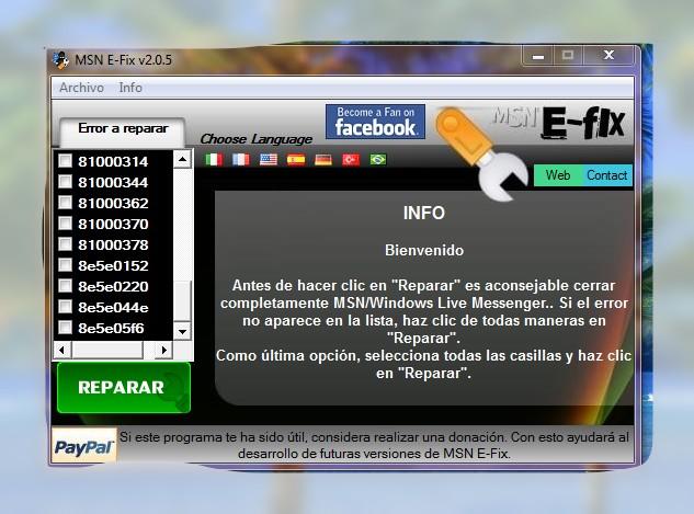 MNS E-FIX 2.0 ~ LIONMAX ~ Prtscr11