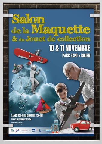 salon de la maquette Rouen Parc Expo Splash10