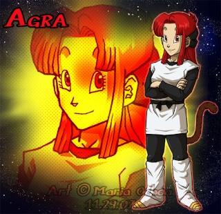 Image de personnages créer pour les nouveaux Agra10