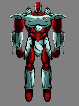 Image de personnages créer pour les nouveaux C-010
