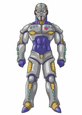 Image de personnages créer pour les nouveaux C-111