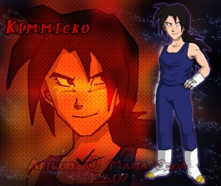 Image de personnages créer pour les nouveaux Kimmic10