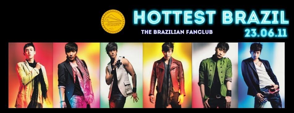 Hottest Brasil