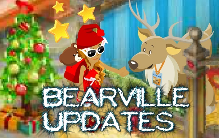 Welcome to Bearville Updates!
